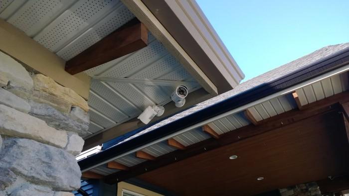 HD cameras instalations